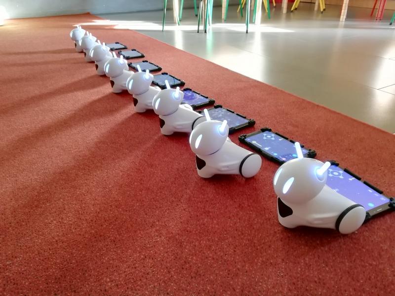 Roboty edukacyjne Photon, Robotyka dla Dzieci, programowanie, kodowanie