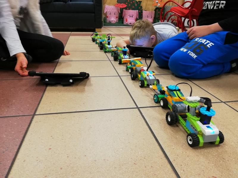 Robotyka dla Dzieci zajęcia w szkole, przedszkolu, bibliotekach, centrach kultury, Klocki Lego