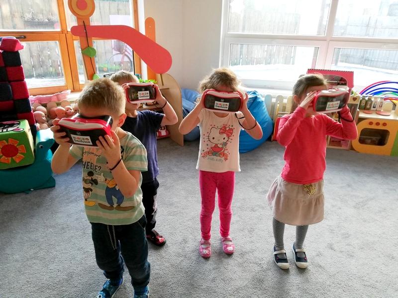 Wirtualne lekcje VR dla Dzieci Przedszkole, Szkoła, Biblioteka, Centra kultury