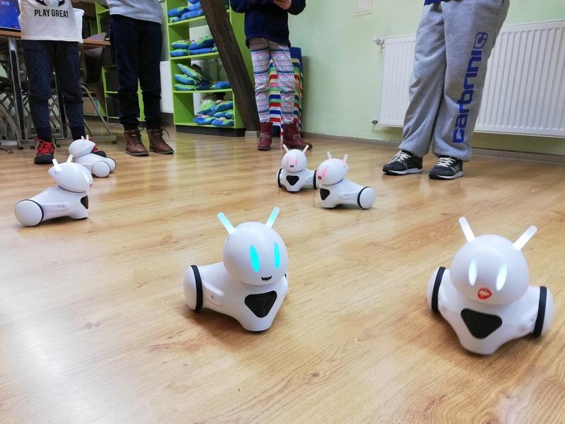 Robotyka dla Dzieci Roboty edukacyjne programowanie kodowanie